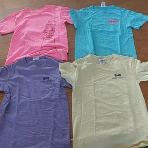 Lot of Simply Southern T Shirts